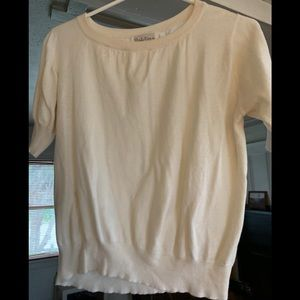 Beklina organic cotton top